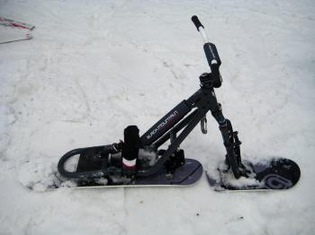 BLACKMOUNTAIN SNOWSCOOT