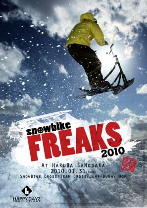SNOWBIKE FREAKS 2010