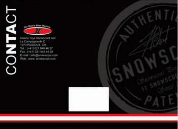 INSANETOYS SNOWSCOOT 2008