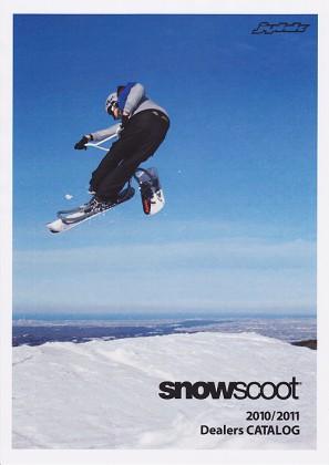 JykK Snowscoot 20010-11カタログ