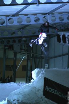 Indoor Snowscoot Open